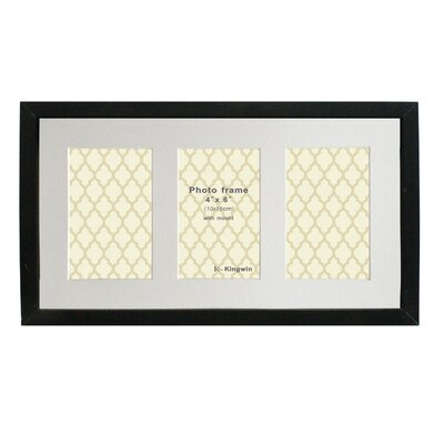 Picture Frame Color: Black WF1072BK-3app