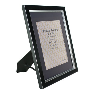 Picture Frame Color: Black PF31006BK-1114