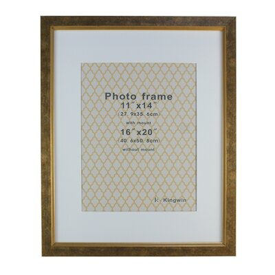 Picture Frame PF31006BK-1620