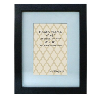 Picture Frame Color: Black WF1072BK--68