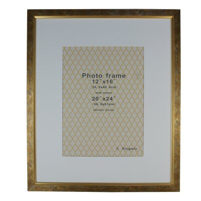 Picture Frame PF31006BK-2024