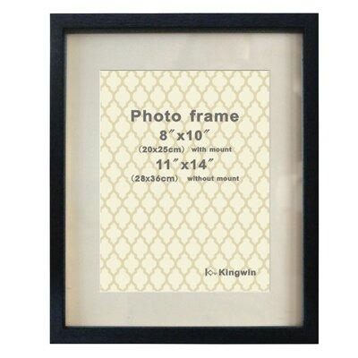 Picture Frame Color: Black WF1072BK--1114