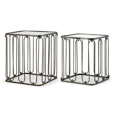 Abana 2 Piece Nesting Tables
