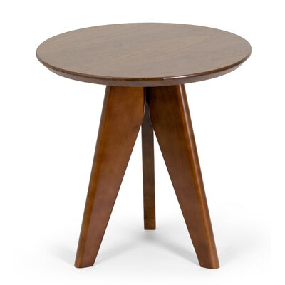 Aina Round End Table