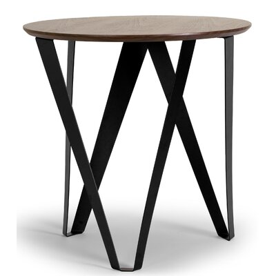 Aimi Round End Table