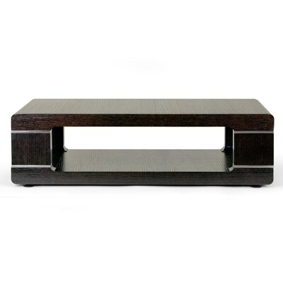 Airlie Modern Coffee Table Finish: Dark Brown