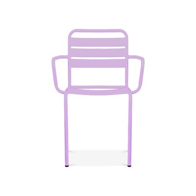 Paris Arm Chair Finish: Glossy Lilac