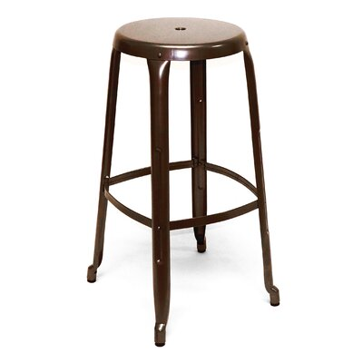 Austin 30 Bar Stool Finish: Rustic Matte