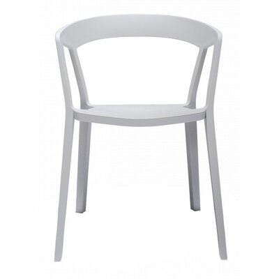 Arm Chair Finish: Platinum