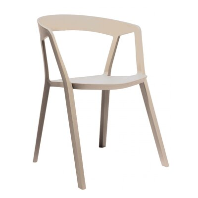 Arm Chair Finish: Almond