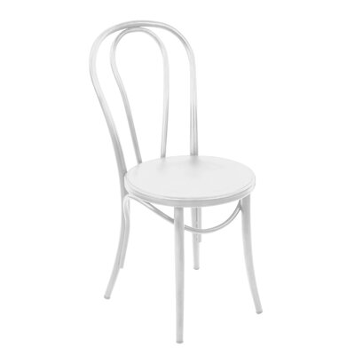 Dining Chair Color: White