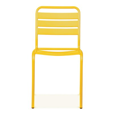 Paris Side Chair Finish: Glossy Yellow