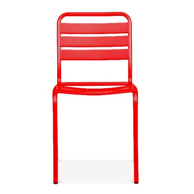 Paris Side Chair Finish: Glossy Red