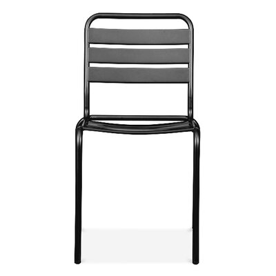 Paris Side Chair Finish: Glossy Black
