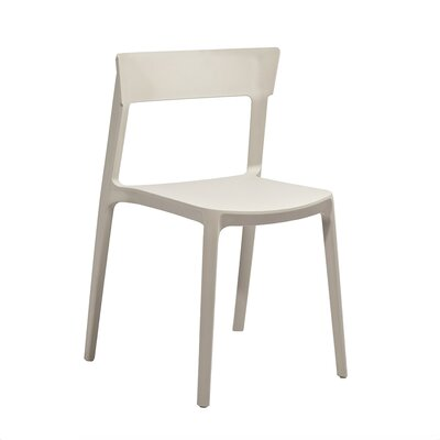 Rho Side Chair Finish: Beige