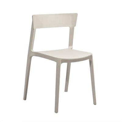 Rho Side Chair Finish: Beige