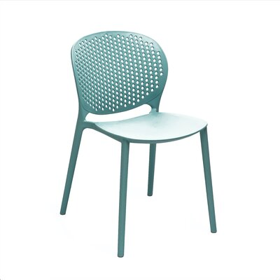 Muut Side Chair Finish: Surfin