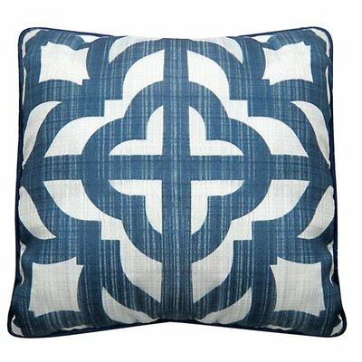 Mediterranean Throw Pillow