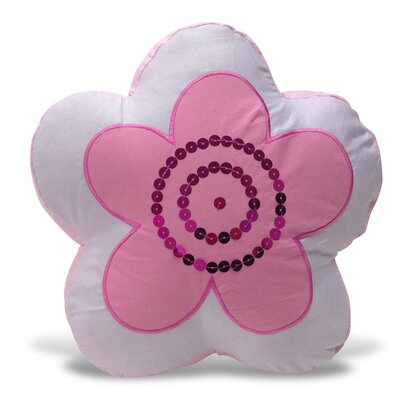 Flower Shaped Decor Pillow