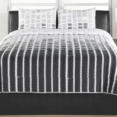 Gradient 3 Piece Quilt Set Size: Full/ Queen