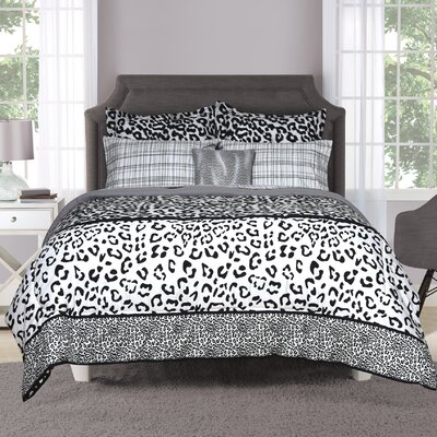 Chelsea 7 Pieces Bed in a Bag Set Size: Full