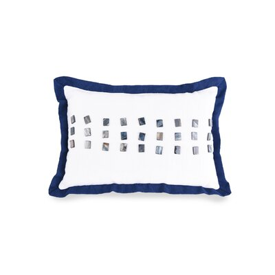 Mediterranean Lumbar Decor Pillow