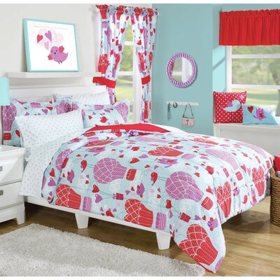 Up and Up Comforter Set Size: Full