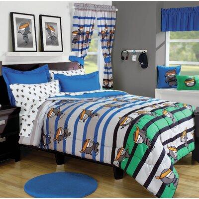 Ninja Comforter Set Size: Twin
