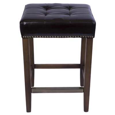 Bukovice 26 Modern Wooden Bar Stool