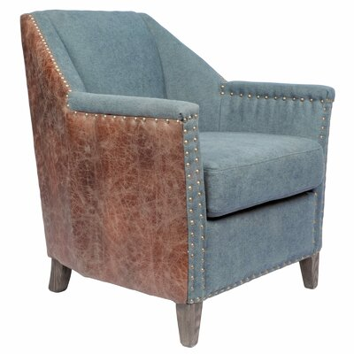 Rustic Occasional Armchair