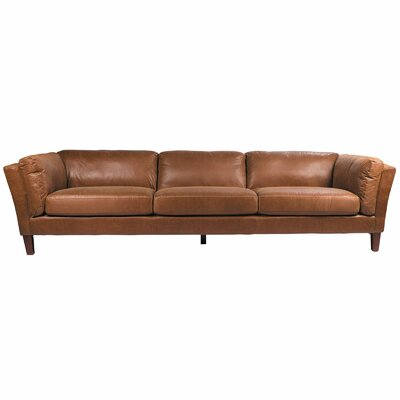 Alamo Leather Sofa