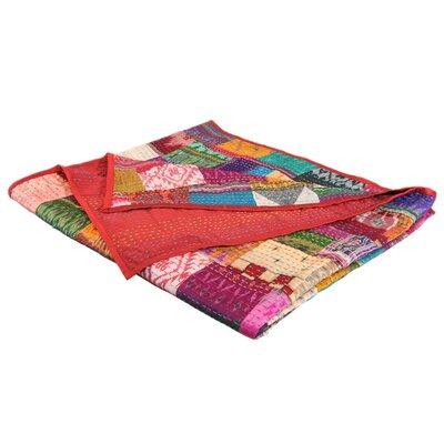 Kantha Bedspread/Quilt