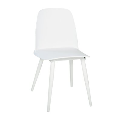Replica Side Chair Finish: White