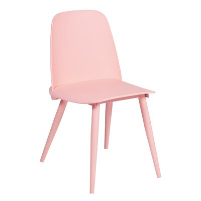 Replica Side Chair Finish: Pink