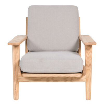 Oak Plank Armchair