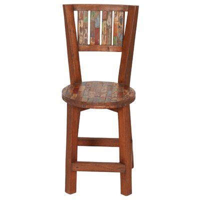 Cottage Solid Wood Dining Chair