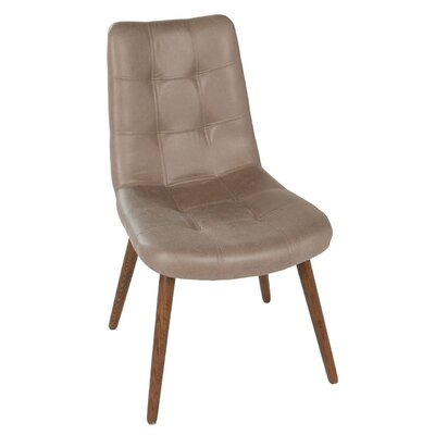 Alamo Side Chair Color: Gray