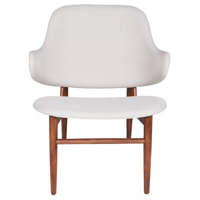 Cameo Curve Wingback Chair