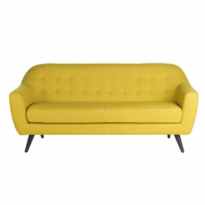 Magnolia 3 Seater Sofa Upholstery: Yellow