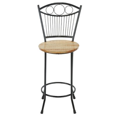 Albia French 27 Bar Stool