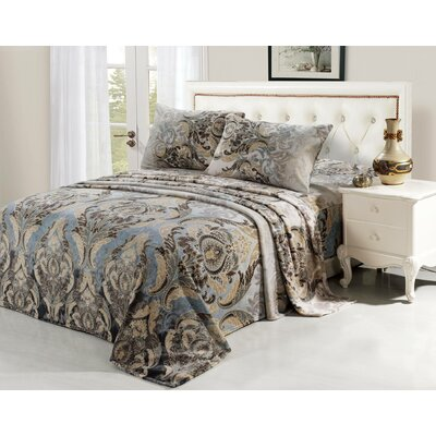 Velvet Soft Queen Sheet Set