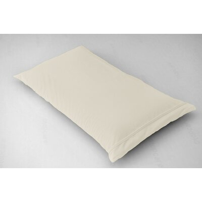 Breathable and Waterproof Pillowcase and Protector Color: Ivory