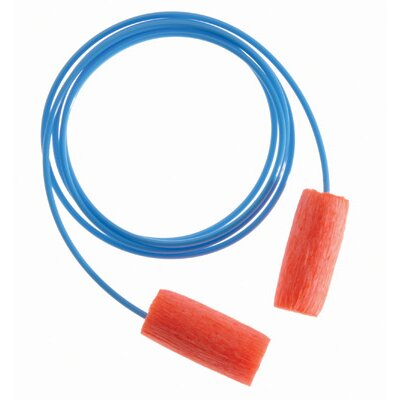 Howard Leight by Sperian Leight� Single Use Matrix? No-Roll Orange Foam Corded Earplugs (1 Pair Per Polybag, 100 Pair Per Box) at Sears.com