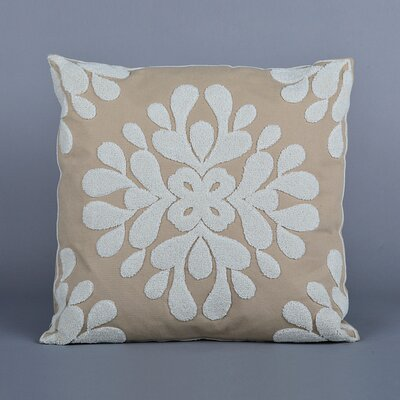 Abbey Embroidered Throw Pillow