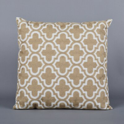 Kassia Embroidered Throw Pillow