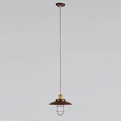 Bristol 1-Light Mini Pendant