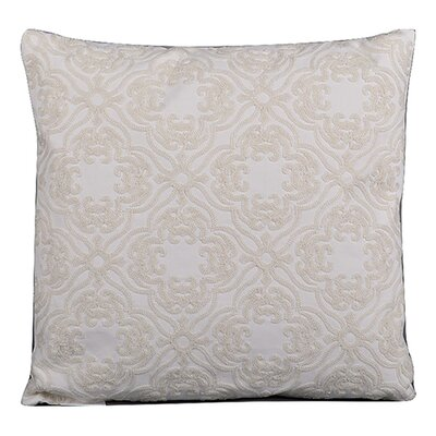 Syreeta Embroidered Throw Pillow