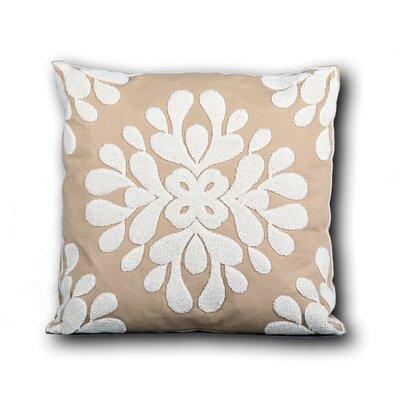 Velva 100% Cotton Throw Pillow