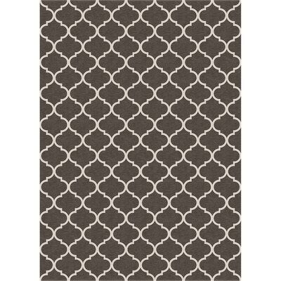 Gray Indoor/Outdoor Area Rug Set Rug Size: 5 x 7
