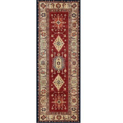 Noor Ruby Indoor/Outdoor Area Rug Rug Size: Runner 2.5 x 7